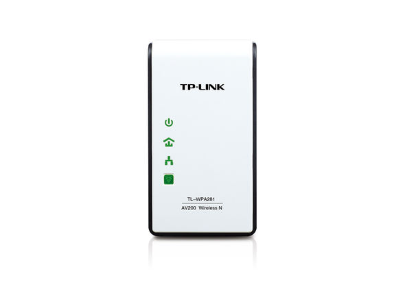 TP Link 300Mbps AV200 Wireless N Powerline Extender