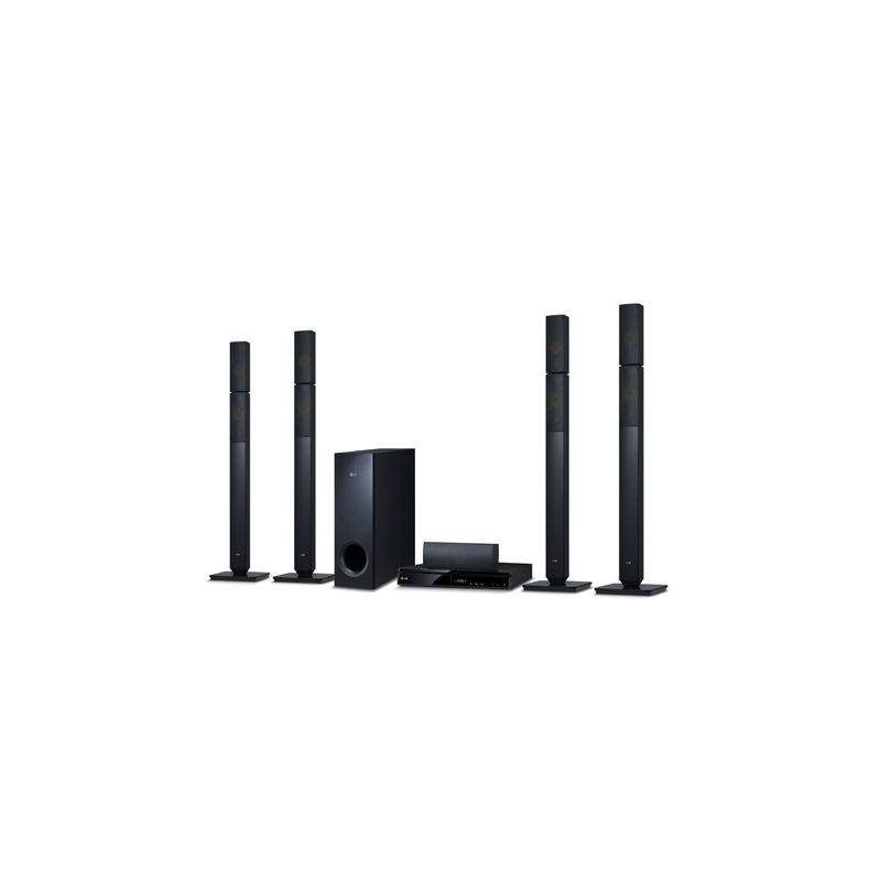 LG 1000W DVD Home Theater