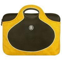 "Crumpler 13"" Laptop Bag Gumb Bush, Mustard / Black"