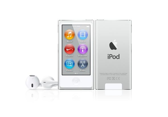 Apple MD479AB/A IPod nano