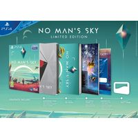 No Mans Sky Limited Edition for PS4
