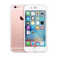 Apple iPhone 6s 16GB 4G LTE, Rose Gold