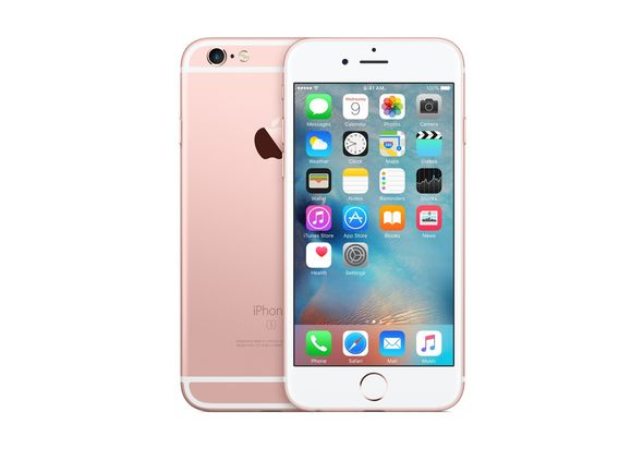 Apple iPhone 6s 64GB 4G LTE, Rose Gold