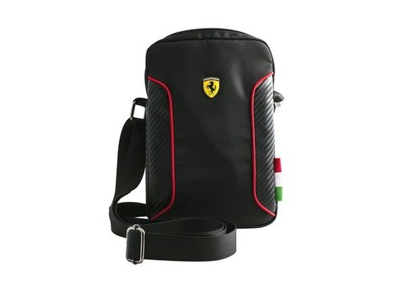 Ferrari Bag for iPad Mini, Black
