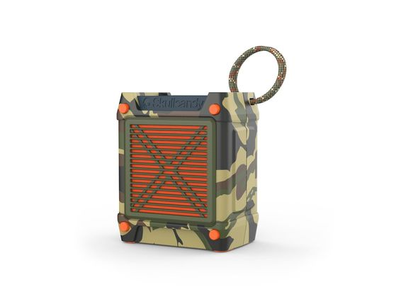 Skullcandy Shrapnel Camo Bluetooth Portable Speaker