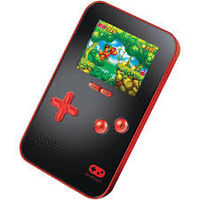 Dreamgear DGUN 2891 My Arcade Go Gamer Portable Gaming System (Red/Black)
