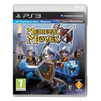 Medieval Moves: Deadmund's Quest for PS3