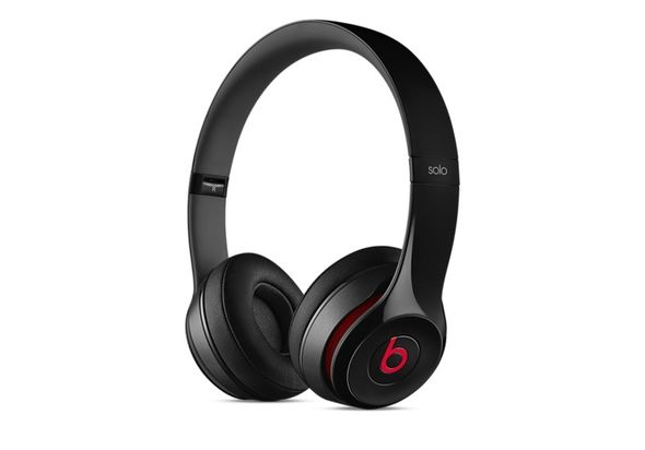 Beats Solo2 On-Ear Headphones, Gloss Black
