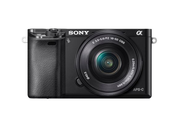 Sony ILCE6000YB Compact System Camera