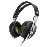 Sennheiser Momentum 2.0 Around Ear Headphones, for Apple, Black