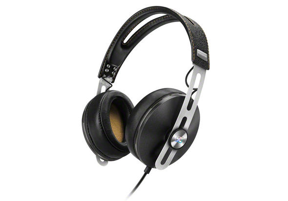 Sennheiser Momentum 2.0 Around Ear Headphones, for Samsung, Black