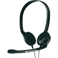 Sennheiser PC 2 CHAT Lightweight Telephony On-Ear Headset