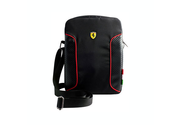Ferrari Bag for iPad Air, Black