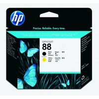 HP C9388AE-R 88 Yellow Original Ink Cartridge