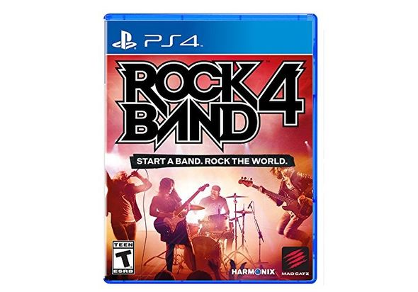 Mad Catz Rock Band 4 for PS4