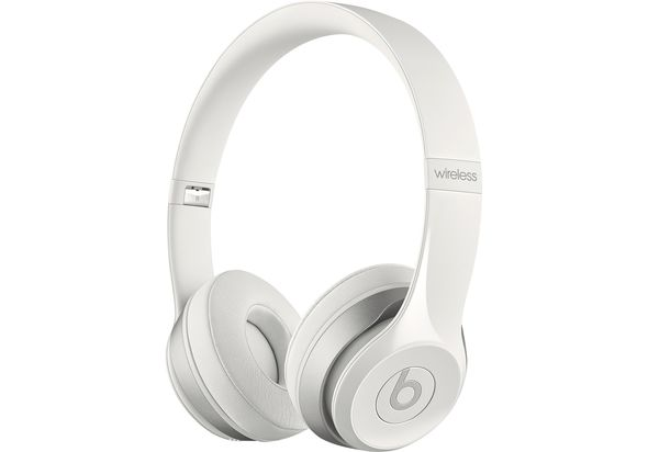 Beats by Dr. Dre Solo2 Wireless Headphones, White