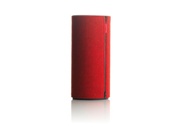 Libratone Zipp Portable WiFi Speaker, Rasberry Red