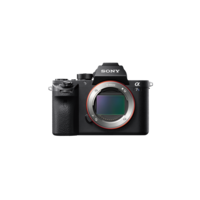 Sony 7S II E-mount Camera with Full-Frame Sensor