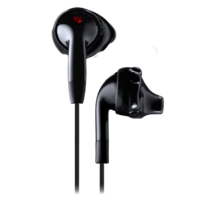 Yurbuds Inspire 100 in-the-ear sport earphones, Black