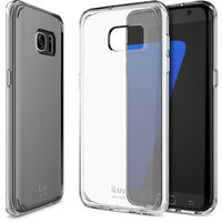 iLuv Vyneer Case for Galaxy S7, Clear