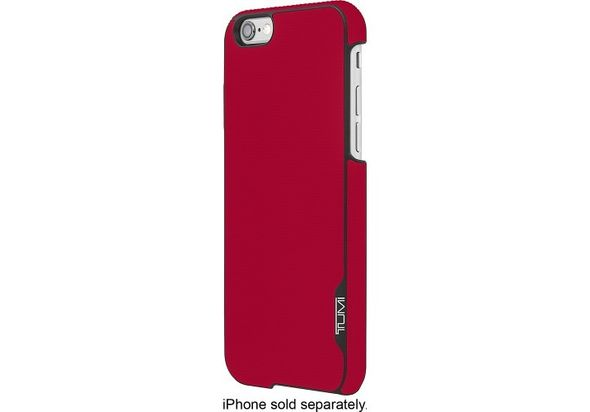 Tumi Snap Case for Apple iPhone 6 and 6s, Red