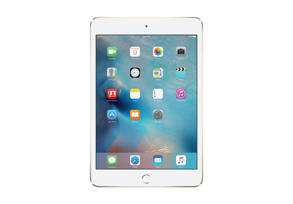 Apple iPad mini 4 64GB Wifi, Gold
