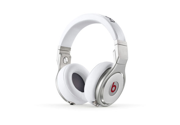 Beats Pro Over-Ear Headphones, White
