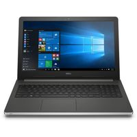 "Dell 5567 i7-7500U, 8GB RAM, 1TB HDD, 4GB VGA, WIN 10, 15.6"" Laptop Grey"