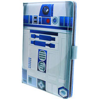 "Star Wars R2D2 8"" Universal Folio Tablet Case"