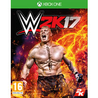 WWE2K17 for Xbox One