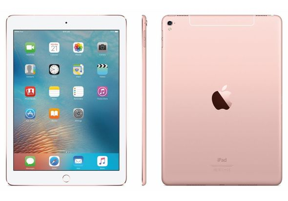 Apple iPad Pro 9.7 Cellular 32GB, Rose Gold
