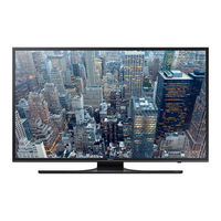 Samsung Series 6 75 inch JU6400 4K UHD LED TV