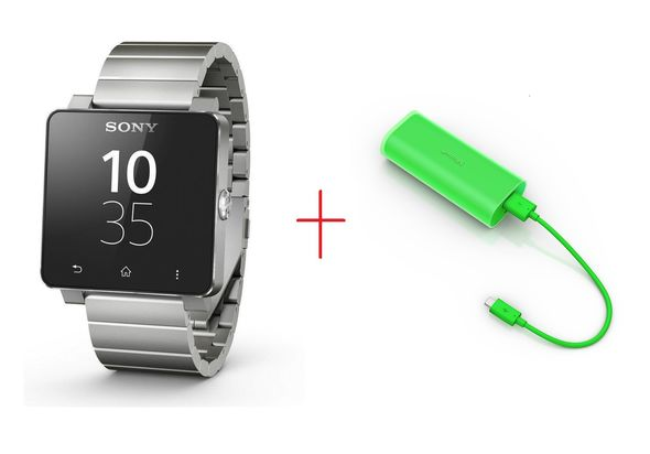 Sony Smart Watch 2 - Metal Strap