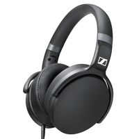 Sennheiser HD 4.30 Over Ear Headphones, Black