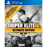 Sniper Elite III Ultimate Edition for PS4
