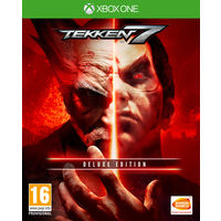 Pre Order Tekken 7 for Xbox One