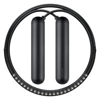 Smart Rope LED-Enabled Jump Rope Medium, Black