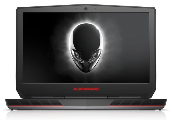Dell Alienware 15 Gaming Laptop, Silver