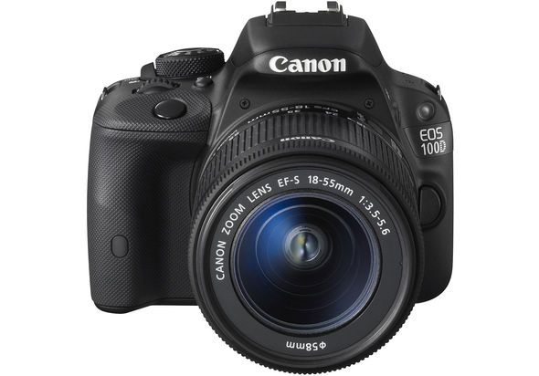 Canon EOS 100D 18-55 DC III Digital SLR Camera Kit