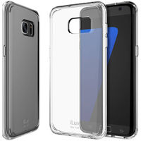 iLuv Vyneer Case for Galaxy S7 edge, Clear