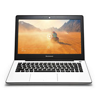 "Lenovo U3170 i7 8GB, 1TB 13.3"" Laptop, White"