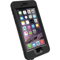 LifeProof iPhone 6/iPhone 6S Case, Nuud Series Black
