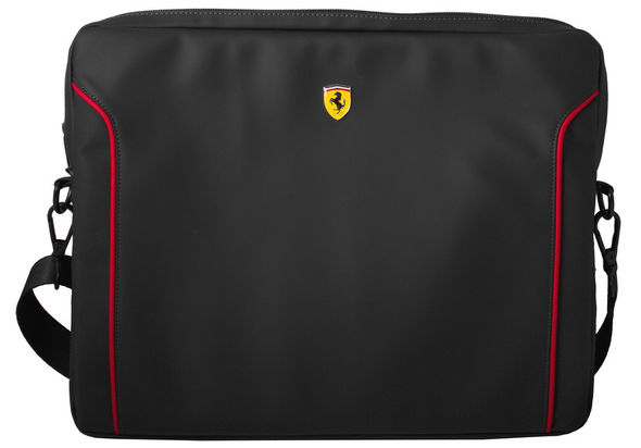 Ferrari Protective Sleeve for Laptop - Black