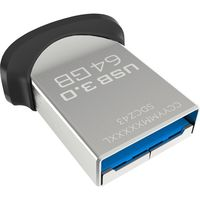 Sandisk Ultra Fit USB 3.0 Flash Drive 64GB