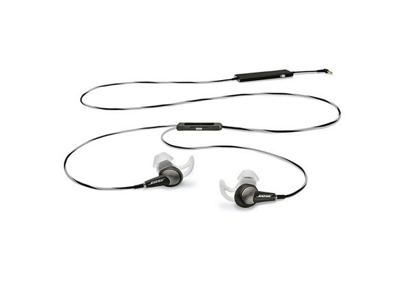 Bose QuietComfort 20i Acoustic Noise Cancelling In-Ear Headphones
