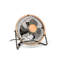 Satzuma Desk Fan - Bronze