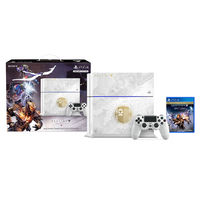 Sony PS4 500GB White Console with Destiny