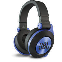 JBL Synchros E50BT Bluetooth On-Ear Headphones, Blue