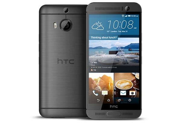 HTC One M9+ Smartphone, Gunmetal