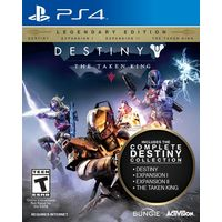 Destiny The Taken King Legendary Edition for PS4